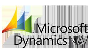 Microsoft Dynamic Nervasion accounting system logo
