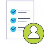 Client paper list icon