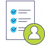 Client paper list icon