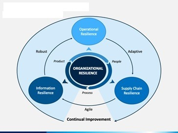 Resilient Organizations with Agile Processes